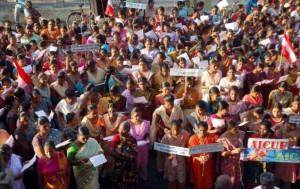 jaderná energie - Protijaderná hnutí v Indii jsou financována z USA, tvrdí indický premiér - Ve světě (kudankulam protesty) 1