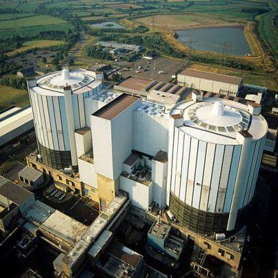 Nejstarší fungující jaderná elektrárna ukončila svůj provoz