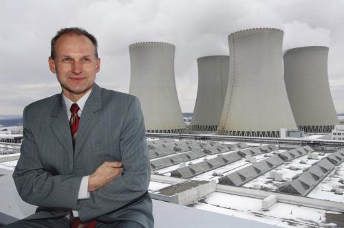 České jaderné elektrárny mají dočasně jen jednoho ředitele