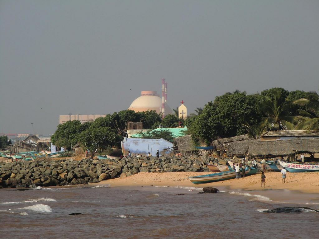 Jižní Korea usiluje o stavbu jaderné elektrárny v Indii
