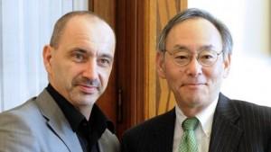 """jaderná energie - Steven Chu, ministr energetiky USA: Jednání o dostavbě Temelína bylo """"super"""" - Nové bloky v ČR (chu kuba) 1"""