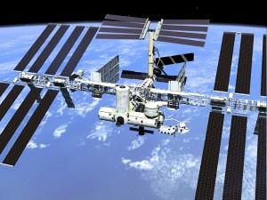 Posádka ISS si světovou ekoakci nenechala ujít. Zdroj: http://nssdc.gsfc.nasa.gov/