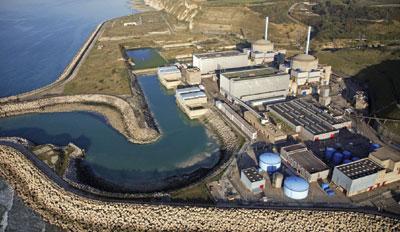 Na francouzské jaderné elektrárně Penly vypukl požár, naštěstí neměl žádné následky