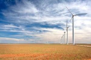 """""""Větrná"""" pláň v západním Texasu. Bude ironií osudu, pokud vědci dojdou k závěru, že větrné elektrárny přispívají k oteplování, před kterým mají chránit. Nutno ovšem říci, že i ve svém článku se od této myšlenky Liming Zhou distancuje: """"Nevíme, zda naše závěry platí i pro jiné typy krajiny, (...), ale tento efekt je určitě pouze lokální"""". Dodal rovněž, že zatím není jisté, jaký je dlouhodobý vliv větrných farem. Zdroj: livescience.com"""