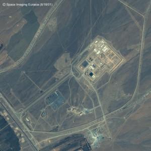 jaderná energie - Insperktor MAAE zahynul při nehodě v Íránu - Ve světě (Arak 081801 1) 1