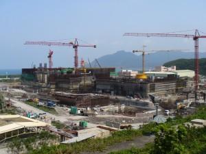 jaderná energie - Stavba jaderné elektrárny na Tchajwanu pokračuje - Nové bloky ve světě (Nuclear Power Plant Lungmen) 1