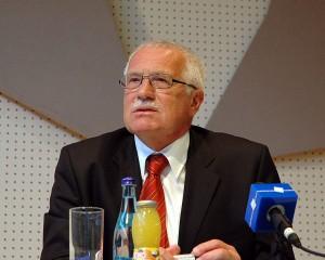 jaderná energie - Klaus varoval před státními zásahy do energetiky - V Česku (VKlasu) 1