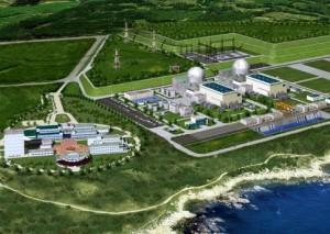 """APR-1400 """"na papíře"""". Zdroj: World Nuclear News"""