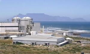 Jaderná elektrárna Koeberg, jediná na africkém kontinentě. Zdroj: melkbos.com