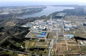Jaderný objekt Rokkašo (zpracovává jaderný odpad), jehož součástí má být úložiště paliva. Zdroj: msnbc.msn.com