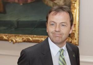 Rakouský ministr životního prostředí Nicolaus Berlakovich. Zdroj: heute.at