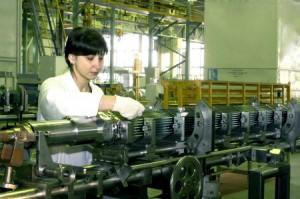 Závod ve městě Elektrostal (Moskevský kraj), kde TVEL vyrábí palivové články. Další továrnu má například v Novosibirsku. Zdroj: rusnuclear.cz