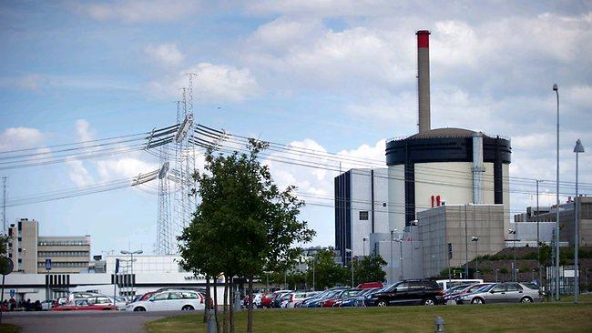 V areálu švédské jaderné elektrárny byly nalezeny výbušniny