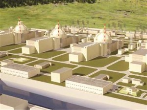 jaderná energie - Turecko bude stavět jaderné elektrárny, pravděpodobně s ruskou pomocí - Nové bloky ve světě (akkuyu) 1