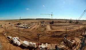 Panorama současné podoby Ostrovecké jaderné elektrárny. Zdroj: World Nuclear News