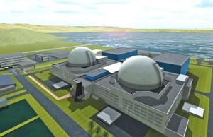 Visaginská JE - na papíře. Zdroj: atomic-energy.ru