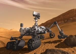 jaderná energie - Jaderná energie na Marsu - Věda a jádro (Curiosity) 1