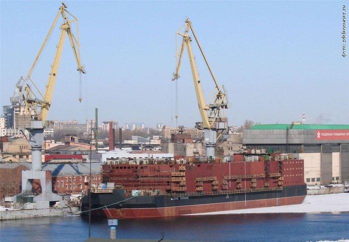 V Moskvě podepsána smlouva na stavbu jaderného ledoborce nové generace