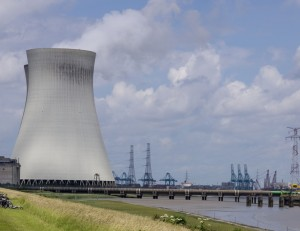 Jaderná elektrárna Doel-3. Zdroj: euobserver.com