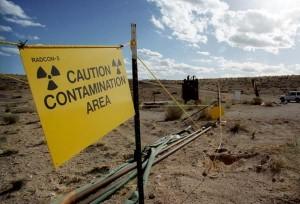 Úložiště Yucca Mountain se nachází nedaleko míst, kde v USA probíhaly za studené války jaderné zkoušky. Zdroj: history.com