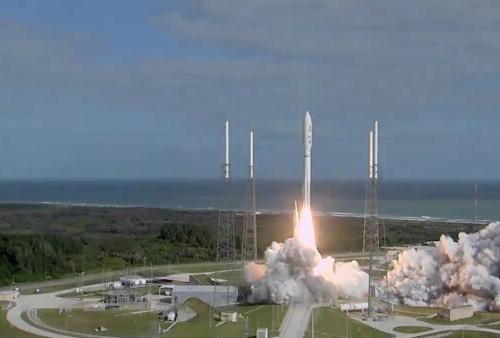 Sonda Curiosity změřila radioaktivitu ve vesmíru