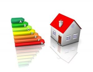 Energetické štítky značí náročnost budov na spotřebu energie. Nutnost jejích zavedení je však předmětem četných diskuzí, ve kterých - což není příliš překvapivé - jej prosazují především ekologové a dodavatelé zařízení a služeb pro úspornou energetiku. Zdroj: Profimedia.cz