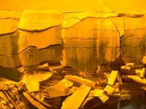 jaderná energie - Zásoby uranu dostačují na dlouho dopředu - Aktuálně (yellowcake) 1