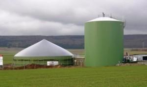 Bioplynová stanice. Zdroj: Osel.cz