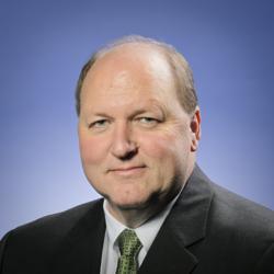 Danny Roderick, nový prezident Westinghouse. V jaderné energetice pracuje už desítky let, kromě vysokých postů ve firmě Hitachi-GE například 13 let pracoval v elektrárenském obru, společnosti Entergy. Zdroj: prweb.com
