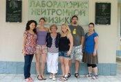 Studentky z Opavy se zúčastnily letní školy v Dubně