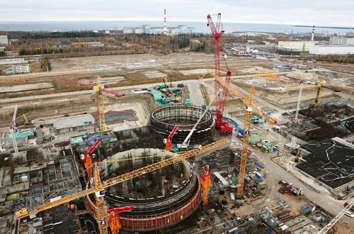 Arako a Sigma Group dodají zařízení pro ruskou elektrárnu