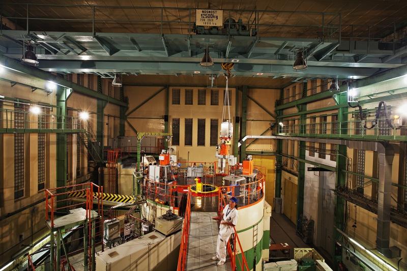 Před 55 lety byl spuštěn první jaderný reaktor v Československu