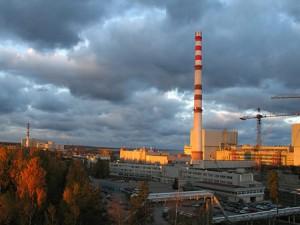 """Nad prvními bloky Leningradské JE se stahují mračna...Stojí za zmínku, že """"Leningradské jaderné elektrárny"""" jsou dvě - o té první pojednává tento článek a pochází ze sovětských dob, druhá je právě ve výstavbě (její reaktory budou typu VVER). Zdroj: veprpress.ru"""