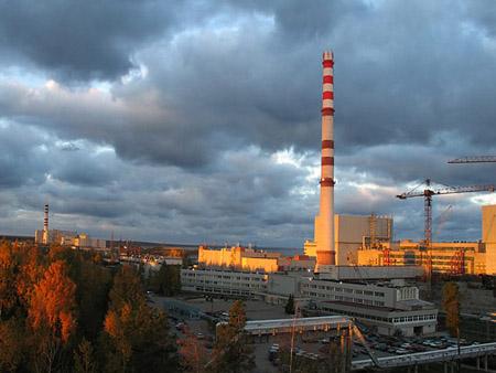 Druhý blok Leningradské JE po odstávce, způsobené zprohýbáním grafitu, znovu pracuje