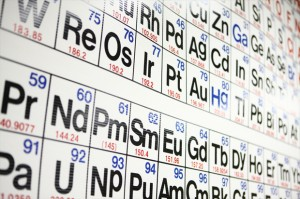 Periodická tabulka prvků čeká na nové členy. Zdroj: wired.co.uk