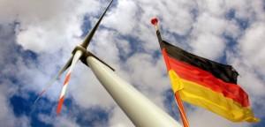 Německo je avantgardou Evropy ve využívání obnovitelných zdrojů. Zdroj: blogs.cas.suffolk.edu