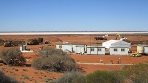 Ložisko ve Wiluně, kde chce Toro zahájit těžbu. Zdroj: theaustralian.com.au