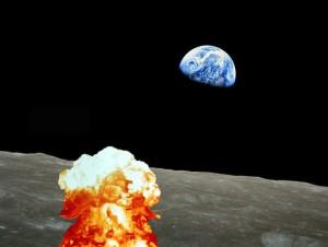 jaderná energie - Tajný projekt z 50. let: Měsíc měl dostat zásah jako Hirošima - Ve světě (A119) 1