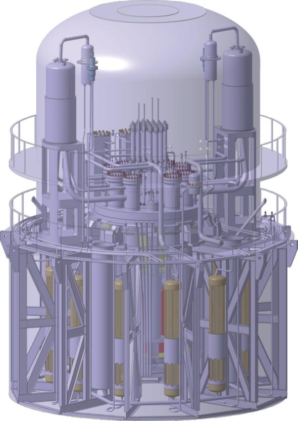 Ruský expert hovořil v Praze o projektech malých a středních jaderných reaktorů