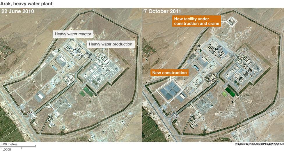 Írán odložil plánované spuštění jaderného reaktoru v Aráku