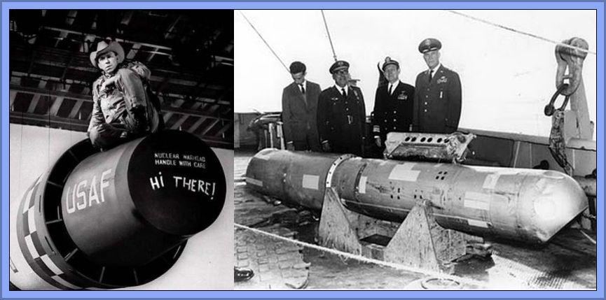 Palomares-1966 – největší jaderná letecká nehoda