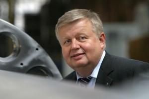 Jan Světlík, šéf jedné z největších českých strojírenských skupin. Zdroj: Stavební fórum