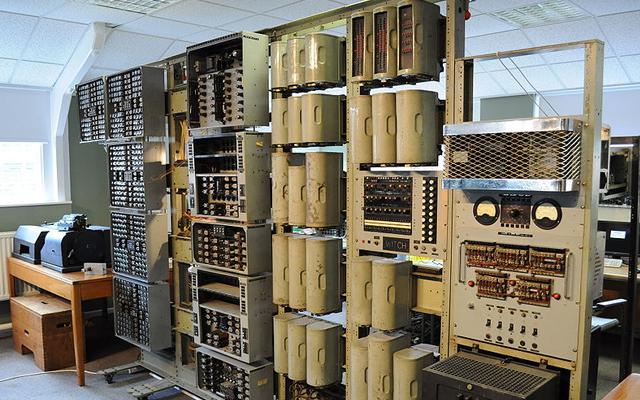 V Londýně zprovoznili nejstarší počítač. Dříve sloužil jadernému výzkumu
