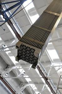 Palivový článek TVSK, určený pro reaktory, postavené podle evropských tlakovodních technologií. Zdroj: Atomic-energy.ru