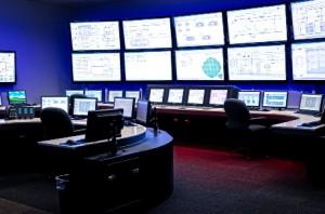 """""""Simulátorová místnost"""" pro AP-1000. Přesně takové fungují na elektrárnách v Sanmenu a Haiyangu. Zdroj: WNN"""