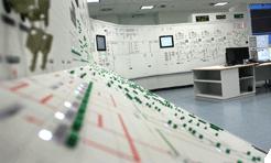 Bloková dozorna reaktoru typu EPR. Zdroj: cz.areva.com