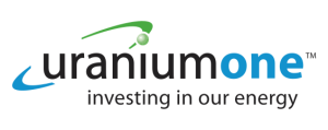 Logo Uranium One. Zdroj: mrstockpick.blogspot.cz