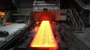 Vítkovické ocelárny se podílely na stavbě prvních dvou bloků Temelína, velkou roli budou hrát i teď.