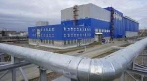 Budovaný sklad paliva v Železnogorsku. Zdroj: atomic-energy.ru