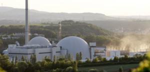 Elektrárna Neckarwestheim I, spuštěná v roce 1976. Její provozní doba nebyla prodloužena. Zdroj: Spiegel.de